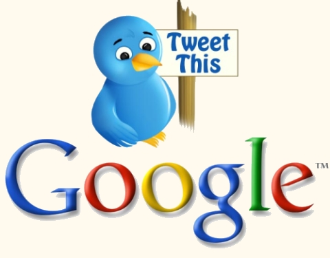 Google and Twitter
