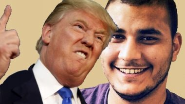 Trump and Elsayed
